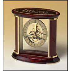BC523 Rosewood Clock